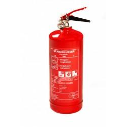 Brandblusser poeder 2 kg.