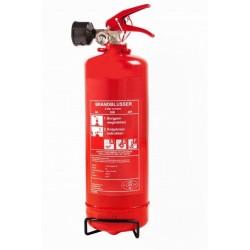 Brandblusser schuim 2 liter vorstvrij