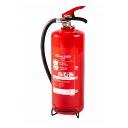 Brandblusser poeder 3 kg.