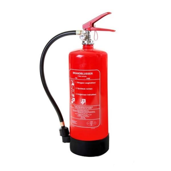 Brandblusser schuim 6 liter budget