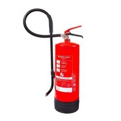 Brandblusser schuim 6 liter lithium