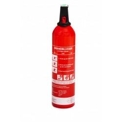 Spray schuim brandblusser