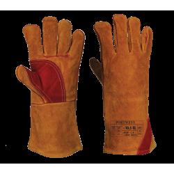 Las Handschoen Versterkt