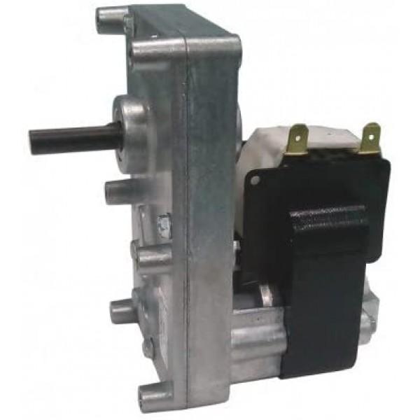 Vijzelmotor pelletkachel 2 rpm
