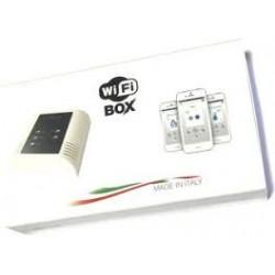 WiFi module 3 knops bediening